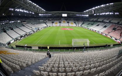La Juve torna allo Stadium: partitella in serata