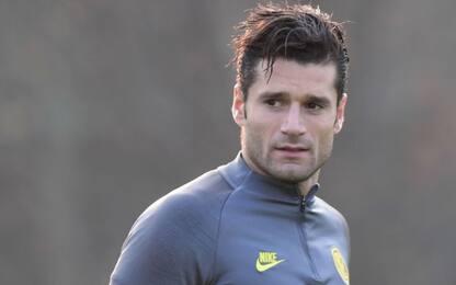 """Inter, countdown Candreva: """"Ci siamo quasi"""""""