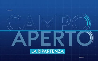 Campo Aperto in  LIVE STREAMING alle 18.30