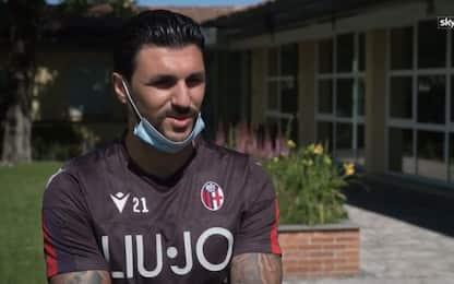 """Soriano: """"Sinisa, che carica. Pronti per la Juve"""""""