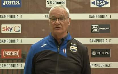 """Ranieri: """"Conte un amico, l'ho seguito al Chelsea"""""""