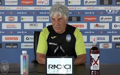 """Gasperini: """"Vogliamo ridare il sorriso a Bergamo"""""""