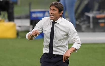 """Conte """"guida"""" l'Inter: l'audio è impressionante"""