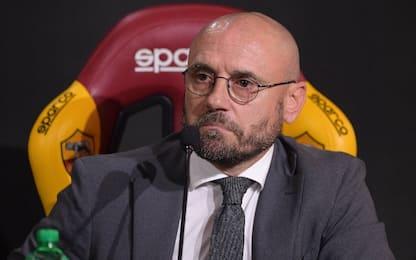 Roma, avviata procedura licenziamento per Petrachi