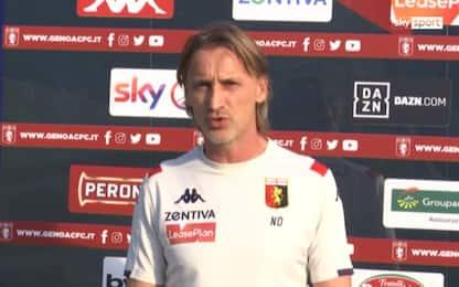 """Genoa, Nicola verso Brescia: """"Siamo arrabbiati"""""""