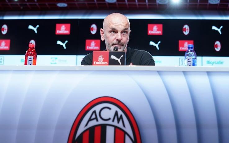 "Sampdoria-Milan, Pioli: ""Crediamo ancora nel quinto posto. I rinnovi ..."