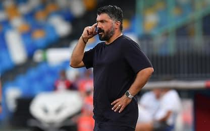 """Gattuso: """"Champions? Più di così non si può fare"""""""