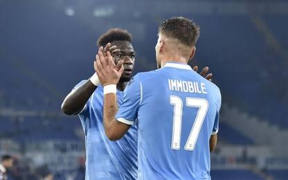 La Lazio ritrova Immobile e Caicedo: le probabili