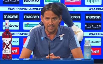 """Inzaghi non si arrende: """"Pensiamo solo a noi"""""""