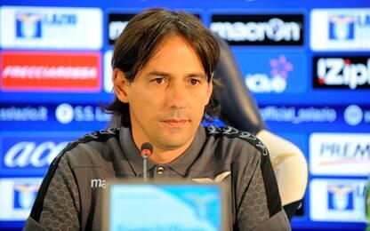 """Lazio, Inzaghi: """"Grande stagione, orgoglioso"""""""