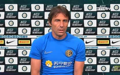"""Conte: """"Bologna ostacolo duro, riavremo Brozovic"""""""