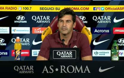 """Fonseca: """"A Roma le sconfitte sono troppo pesanti"""""""