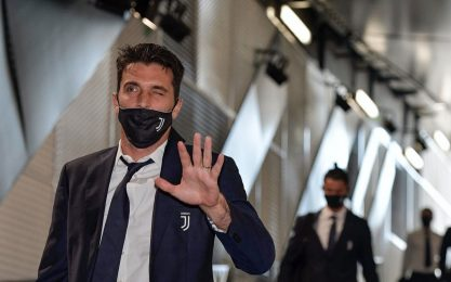 Juve-Torino LIVE: Buffon in porta per il record
