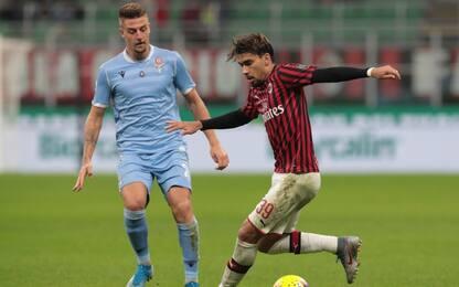 Lazio-Milan, dove vedere la partita in tv