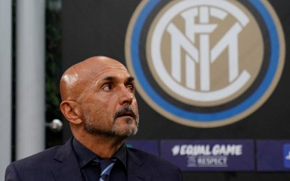 """Spalletti: """"Allenare l'Inter è stata una fortuna"""""""