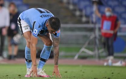 Correa: lesione al collaterale, out 15-20 giorni