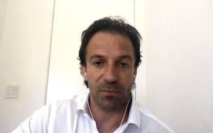 """Del Piero: """"Buffon? Può ancora fare ogni cosa"""""""