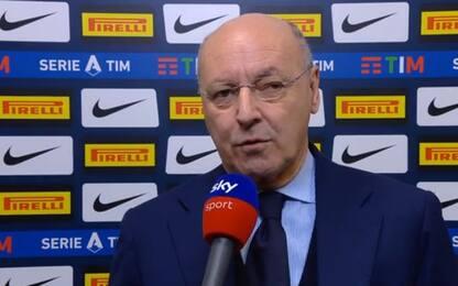 """Marotta: """"Non torno alla Juve, voglio vincere qui"""""""