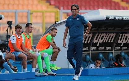 """Inzaghi: """"Ai miei ragazzi posso solo dire grazie"""""""