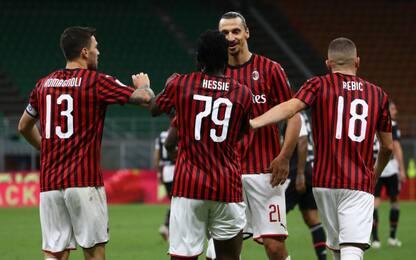 Milan da pazzi: 4-2 alla Juve in rimonta da 0-2