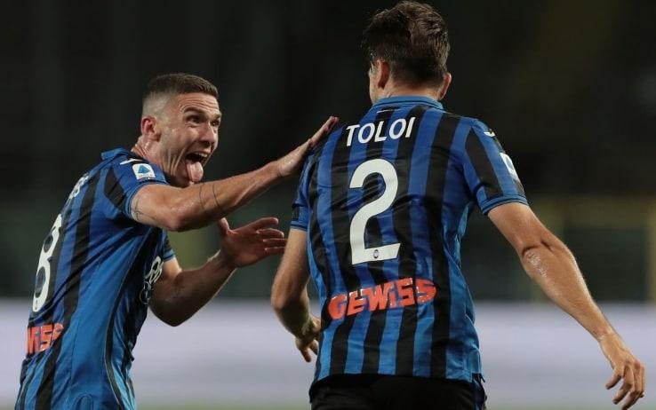 Atalanta-Sampdoria 2-0, gol e highlights della partita di serie A ...