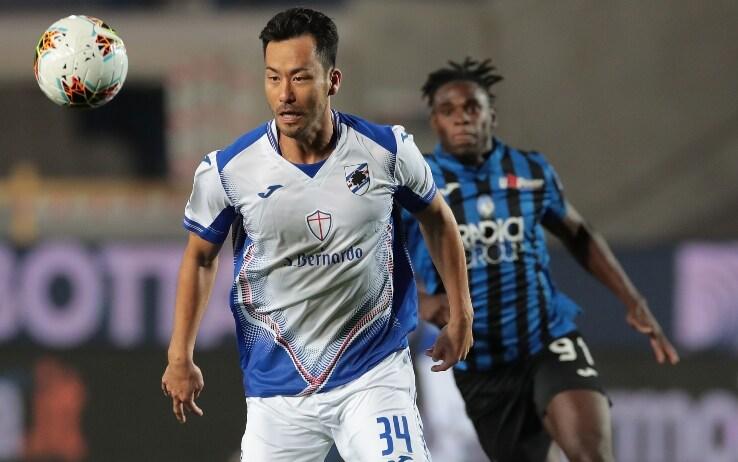 Atalanta-Sampdoria 0-0, risultato in diretta LIVE