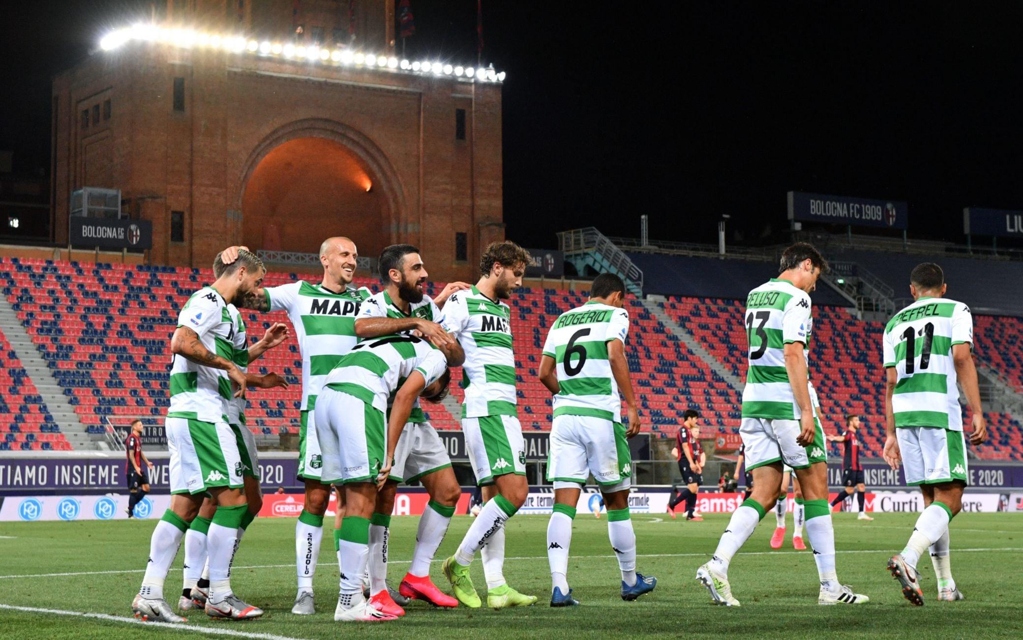 Bologna-Sassuolo 1-2: gol e highlights. Terza vittoria di fila per De ...