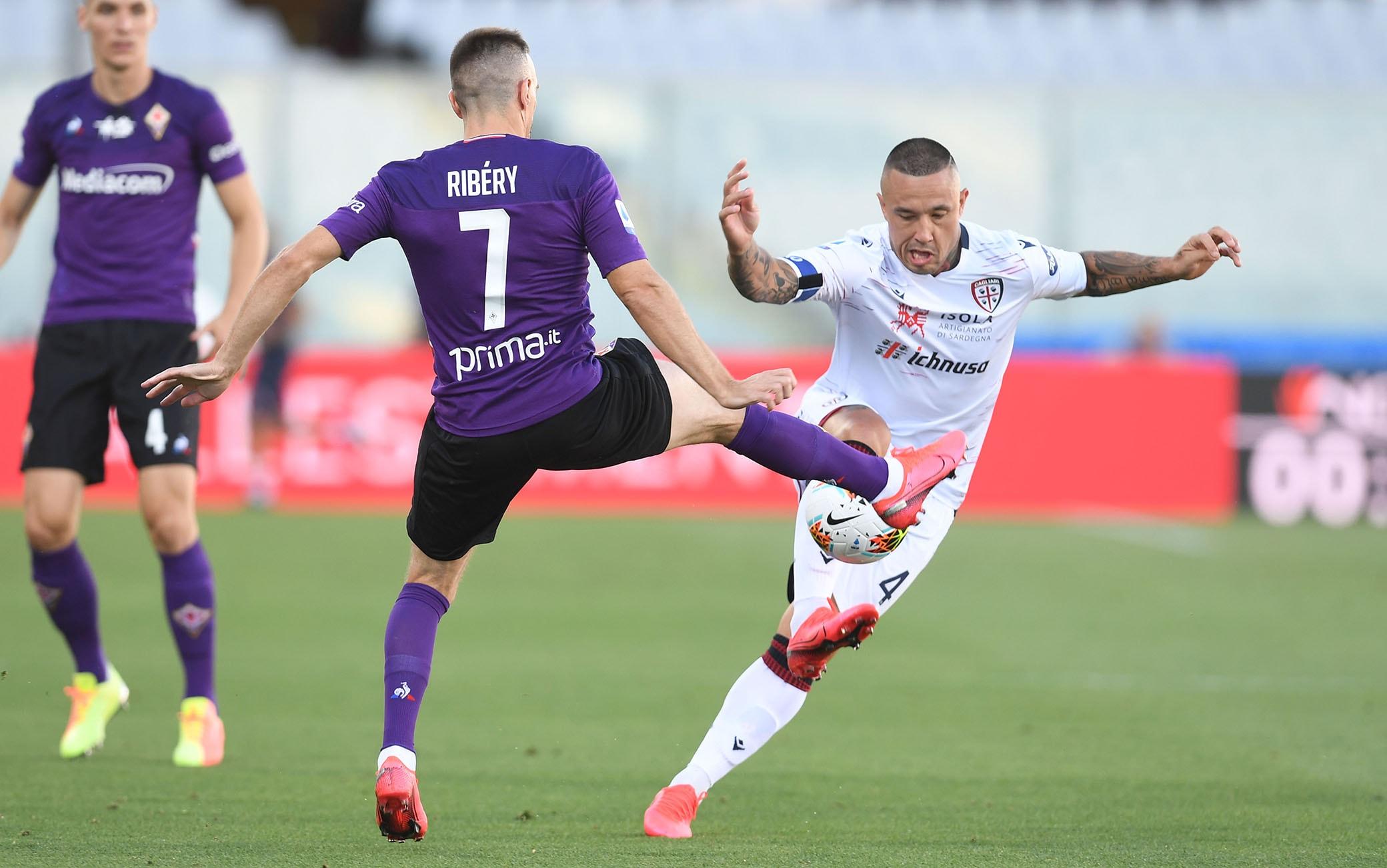 Fiorentina-Cagliari 0-0, highlights. Dragowski e Cragno parano tutto ...
