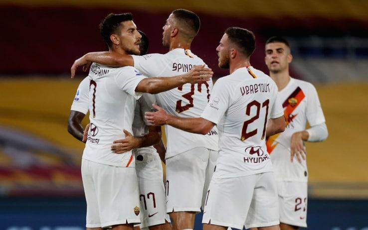 Roma-Parma 2-1, il risultato in diretta LIVE
