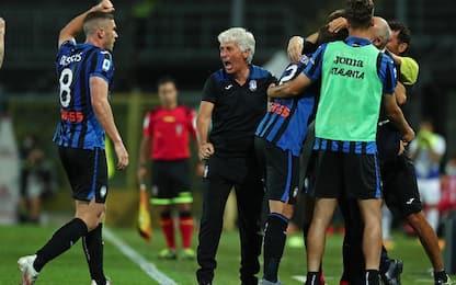"""Gasperini: """"Lo scudetto è nelle mani della Juve"""""""