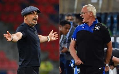 Giudice Sportivo, un turno a Mihajlovic e Ranieri