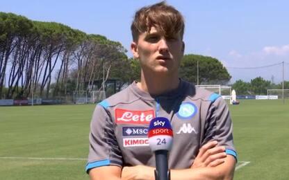 """Zielinski: """"Con Gattuso lotteremo per lo scudetto"""""""