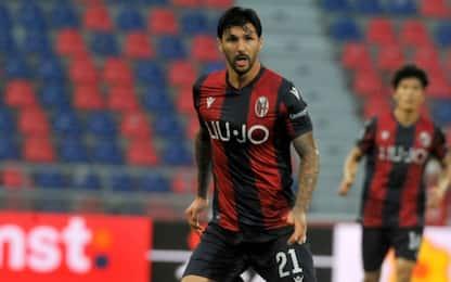 Bologna, squalifica ridotta a Soriano: a Parma c'è