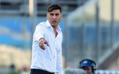 """Fonseca: """"Più aggressivi con il nuovo modulo"""""""