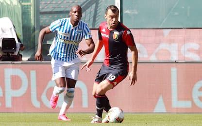 Genoa-Spal 1-0 LIVE: la sblocca Pandev