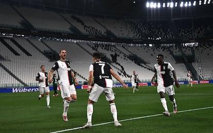 La Juve vince lo scudetto se... Le combinazioni