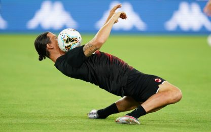 Napoli-Milan 0-0 LIVE, Lobotka e Paquetà dal 1'