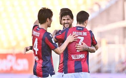 Serie A LIVE, la diretta gol: pari di Quagliarella