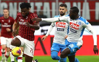 Serie A, 32^ giornata: le gare di oggi e gli orari