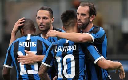 L'Inter reagisce, vince ed è seconda: Toro ko 3-1
