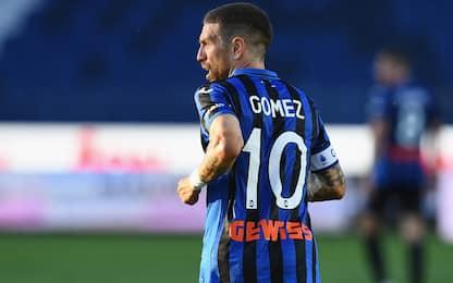 Serie A, il Papu Gomez MVP del mese di giugno