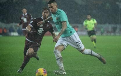 Inter-Torino, le probabili formazioni