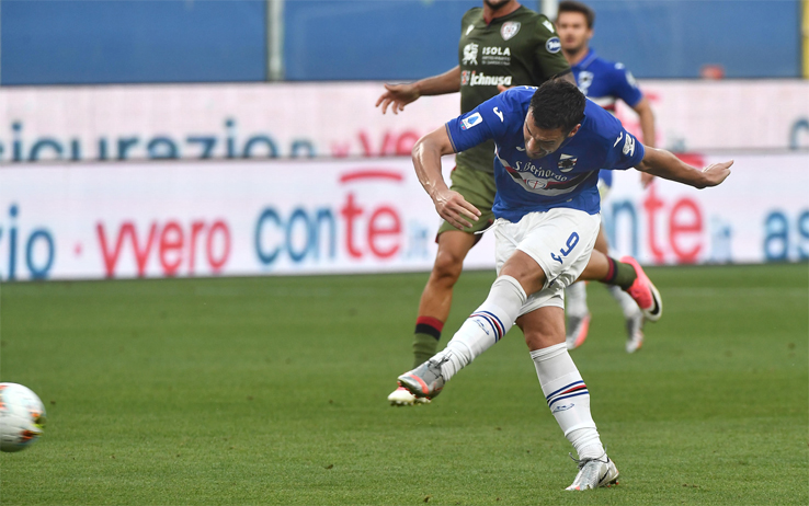 Sampdoria-Cagliari 2-0, il risultato in diretta LIVE