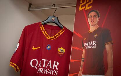 Roma, addio alla Nike: divorzio dal 2021