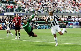 Milan Juventus campionato serie A 2004 2005