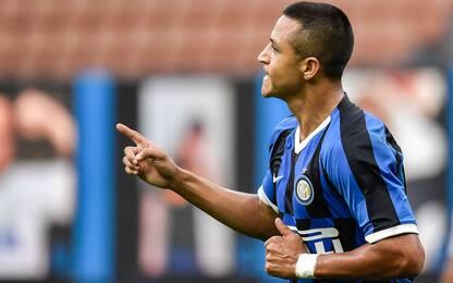Inter, la lista per l'Europa League: Sanchez c'è