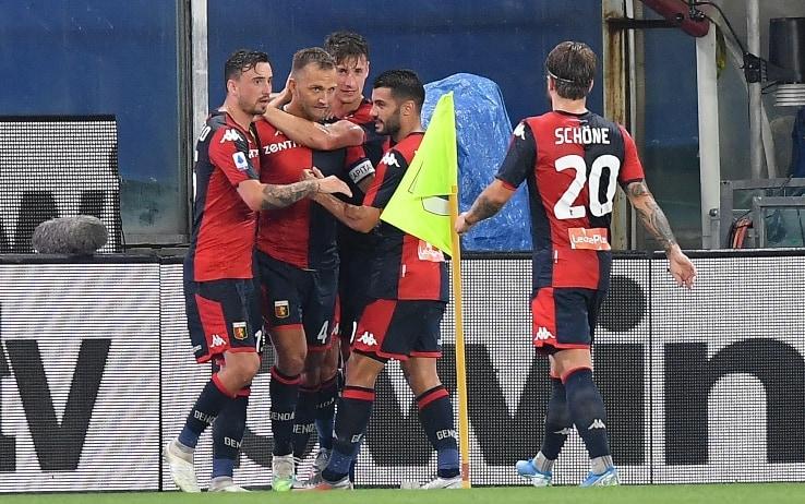 Sampdoria-Genoa 1-2, gol e highlights: il Genoa vince il derby e ...