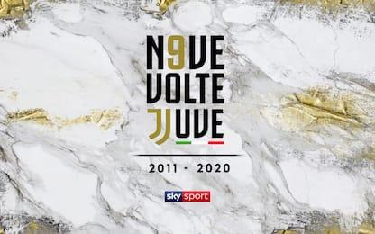 Scudetto Juve: tutti gli Speciali su Sky Sport