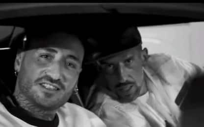 Ribery rapper nel singolo di Rico Mendossa. VIDEO