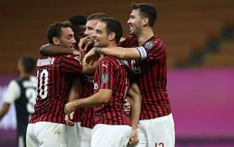 Milan vs Juventus - Serie A TIM 2019/2020